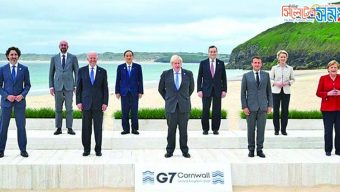 G7 summit : Spending plan to rival China adopted
