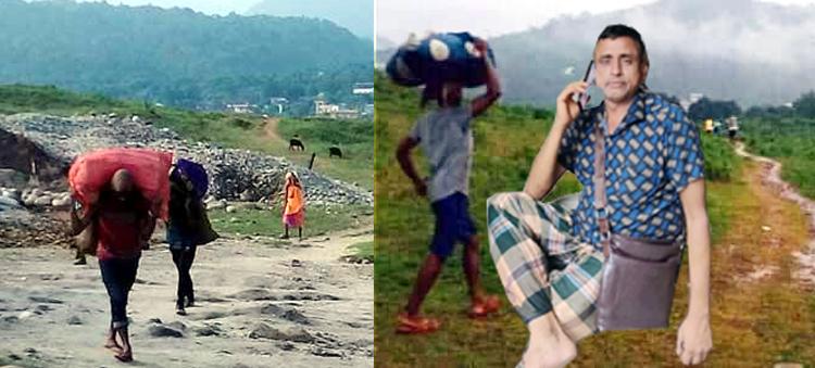 জৈন্তাপুর সীমান্তে বেপরোয়া চোরাচালান, বেন্ডটিস করিম চক্রের লাখ লাক টাকা চাঁদাবাজি