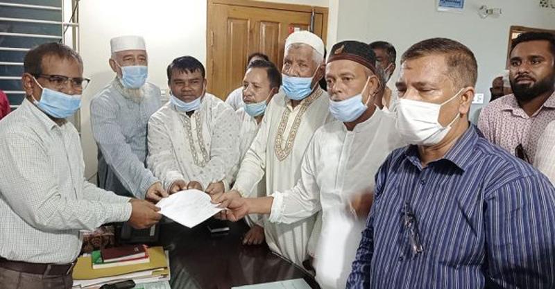 জেলা প্রশাসকের সাথে সুনামগঞ্জ প্রেসক্লাব নেতৃবৃন্দের মতবিনিময়