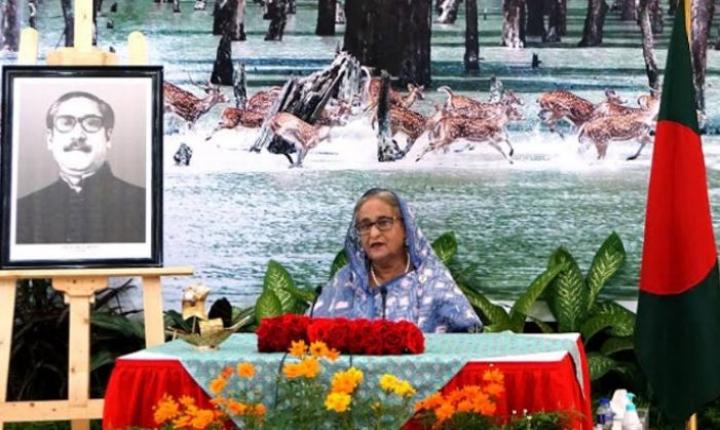 জাতিসংঘকে বৈশ্বিক চ্যালেঞ্জ মোকাবিলার আহ্বান শেখ হাসিনার