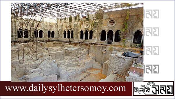 পর্তুগালে ১২০০ বছরের পুরনো মসজিদ আবিষ্কার