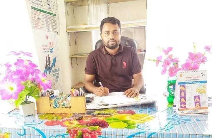 সুনামগঞ্জ জেলায় দ্বিতীয়বার শ্রেষ্ঠ পরিবার পরিকল্পনা পরিদর্শক নির্বাচিত হলেন রেদওয়ানুর রহমান