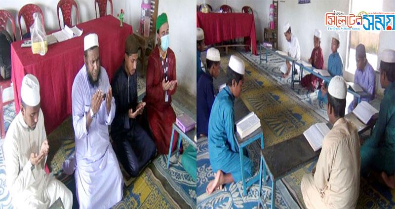 মরহুমা উমেদা বেগমের ১৪ তম মৃত্যুবার্ষিকী উপলক্ষ্যে খতমে কোরআন ও দোয়া মাহফিল
