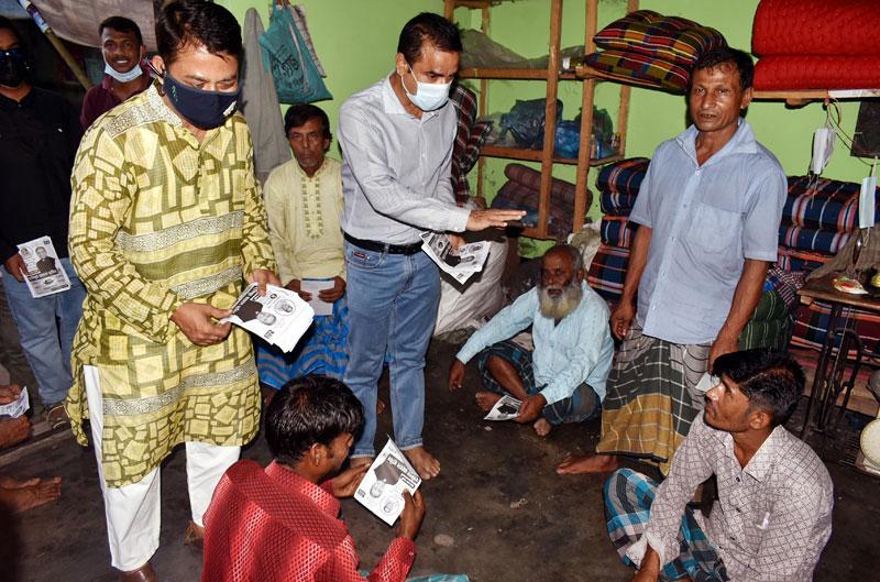 উন্নয়নের স্বার্থে সিলেট-৩ আসনে নৌকায় ভোট দিন: আলম খান মুক্তি