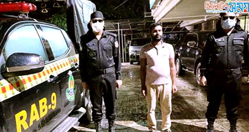 সুনামগঞ্জ থেকে টাঙ্গাইলের অপহরণকারী গ্রেফতার, মা-মেয়ে উদ্ধার