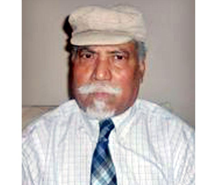 জাতীয় জনতা পার্টির চেয়ারম্যান আলী ইসমাঈল'র মৃত্যু বার্ষিকীতে দোয়া মাহফিল