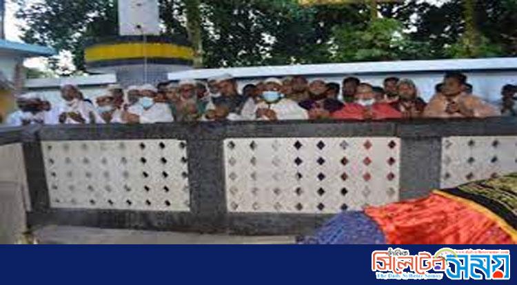 শাহজালাল (রহ.)'র মাজার জিয়ারত করলেন হাবিব